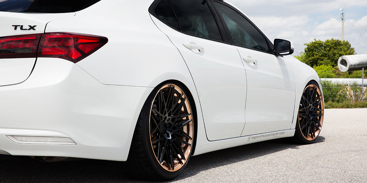 Acura TLX QLB Gallery - MHT Wheels Inc.