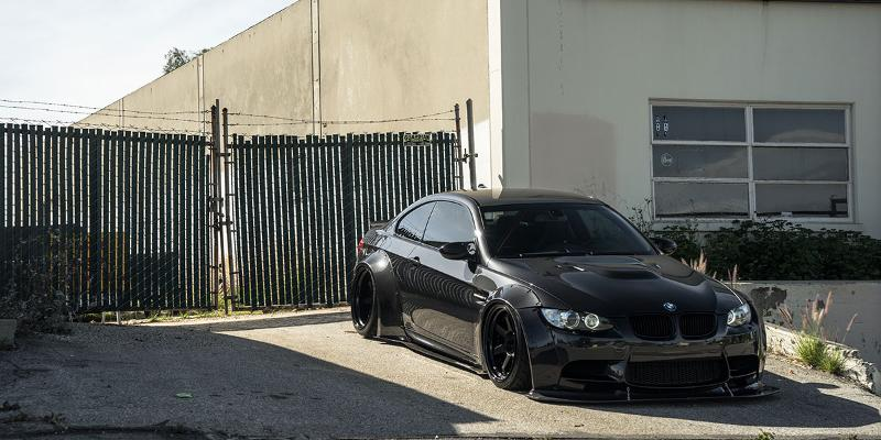 BMW M3 Rotiform SIX