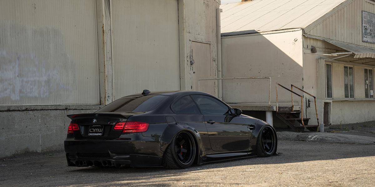 BMW M3 SIX Gallery - MHT Wheels Inc.