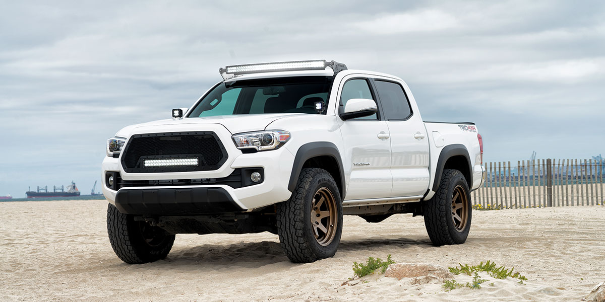 Toyota Tacoma Off Road >> Toyota Tacoma SIX Gallery - MHT Wheels Inc.