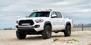 SIX on Toyota Tacoma