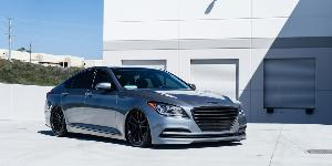 SPF on Hyundai Genesis