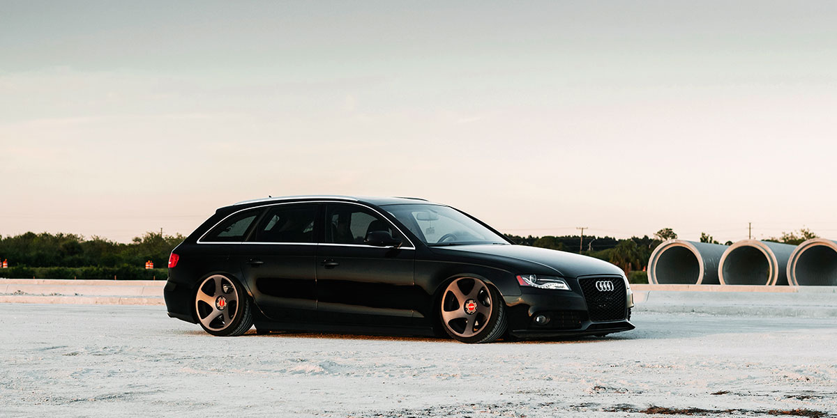 Audi A4 All Road Tmb Cast 1 Piece Gallery Mht Wheels Inc