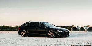 TMB on Audi A4 All-Road