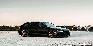 TMB - Cast 1 Piece on Audi A4 Avant