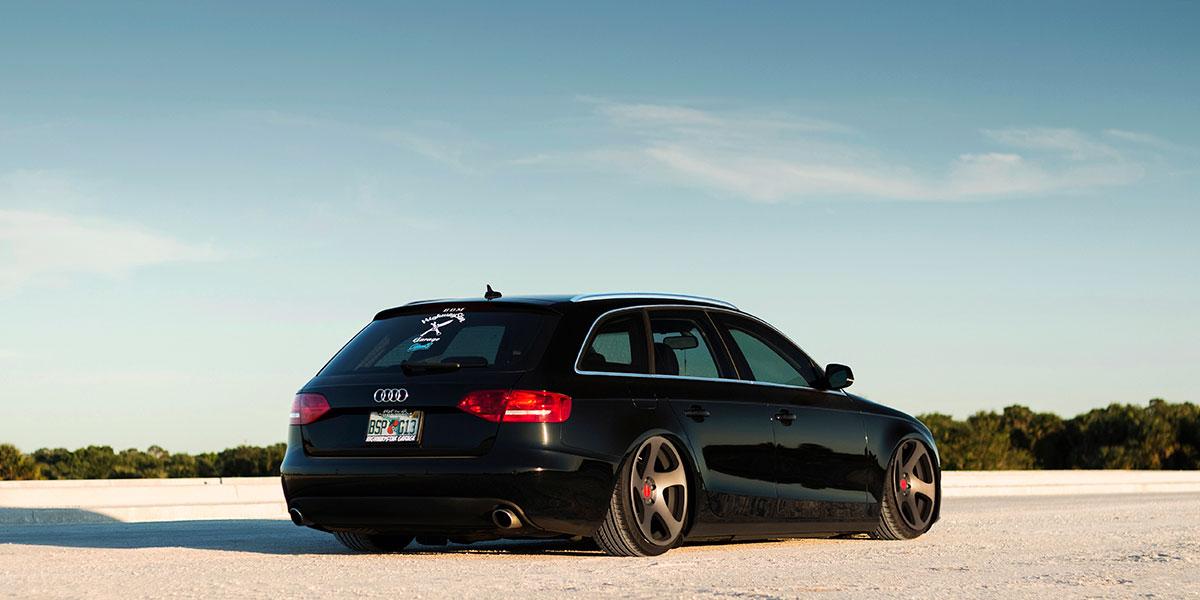 Audi A4 All Road Tmb Cast 1 Piece Gallery Mht Wheels Inc