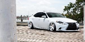 TMB - Cast 1 Piece on Lexus IS