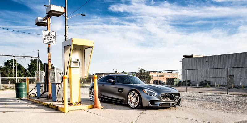Mercedes-Benz GTS Rotiform VDA