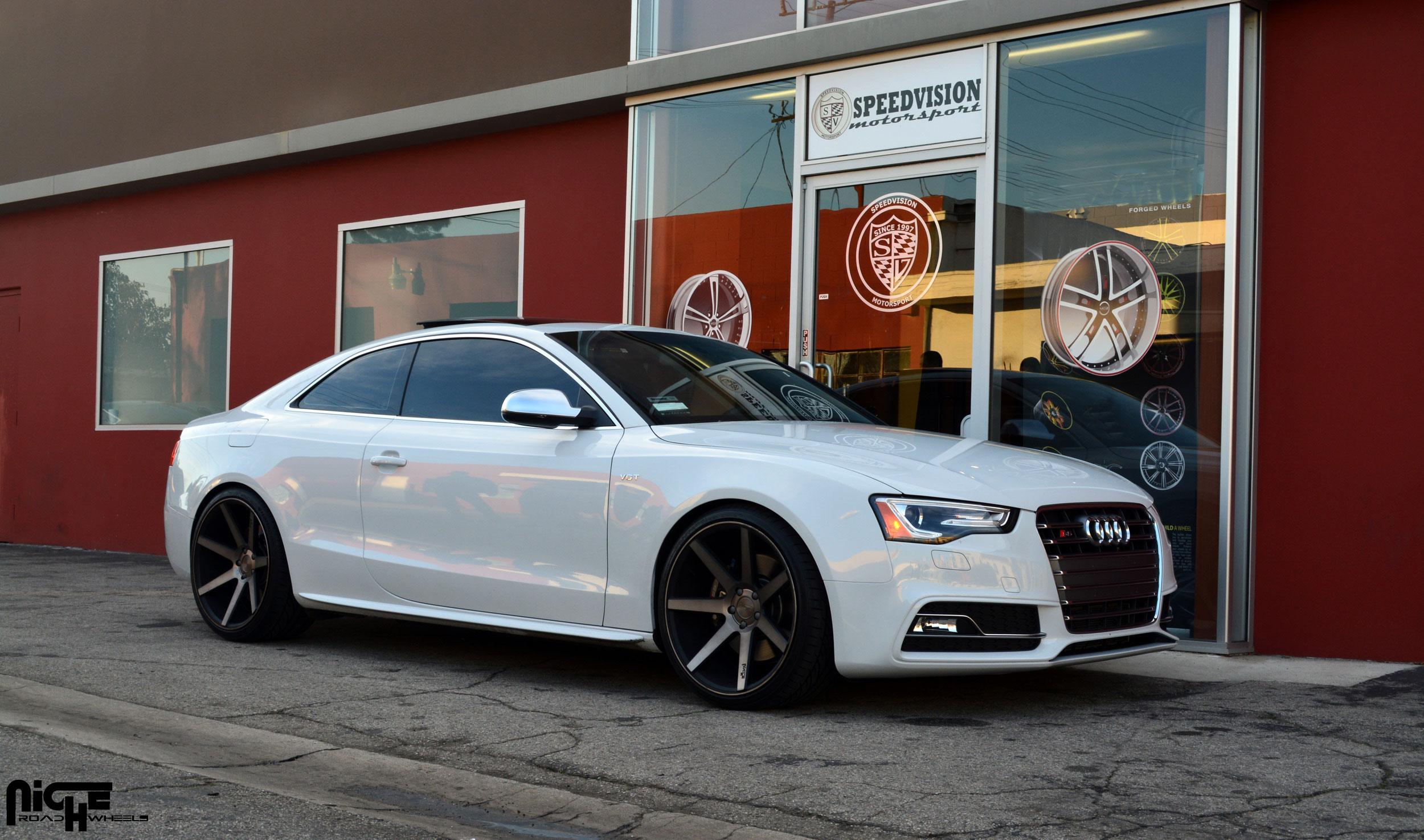 Audi S5 Verona M150 Gallery Mht Wheels Inc