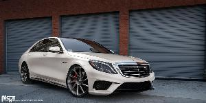 RS10 on Mercedes-Benz AMG S63