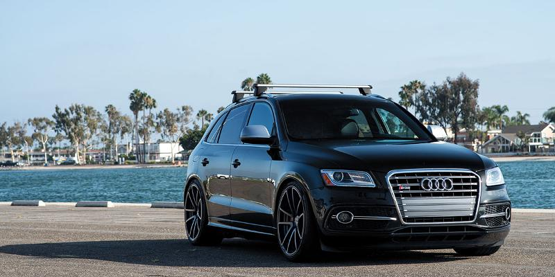 Audi SQ5 Rotiform SPF - Cast 1 Piece