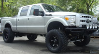 Dune - D523 on Ford F-250 Super Duty