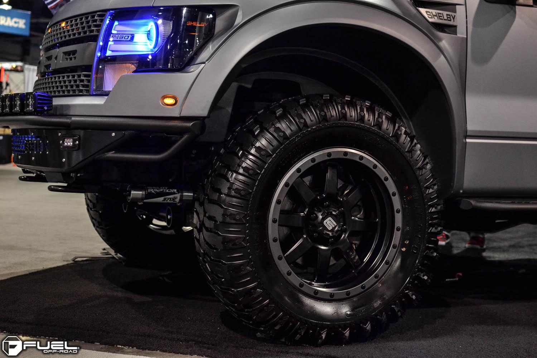 Ford F-150 Raptor Trophy - D551 Gallery - MHT Wheels Inc.
