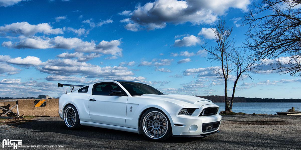 Ford Mustang Vella Gallery - MHT Wheels Inc.