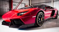 Stüttgart on Lamborghini Aventador