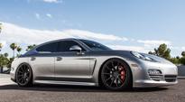 Essen - M147 on Porsche Panamera