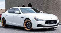 Stüttgart on Maserati Ghibli