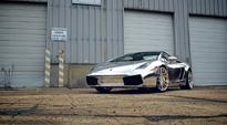 Enyo on Lamborghini Gallardo