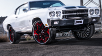 Chron - X87 on Chevrolet Chevelle