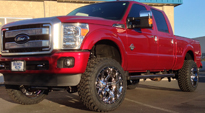 Nutz - D540 on Ford F-350
