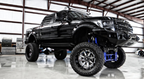 Rampage - D237 on Ford F-150