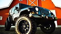 Maverick - D538 on Jeep Wrangler