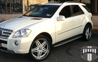 X-58 on Mercedes-Benz GL-Class