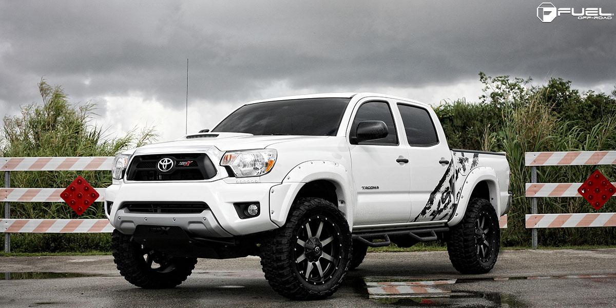 Toyota Tacoma Maverick - D537 Gallery - MHT Wheels Inc.