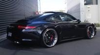 Fiorano on Porsche 911 Carrera