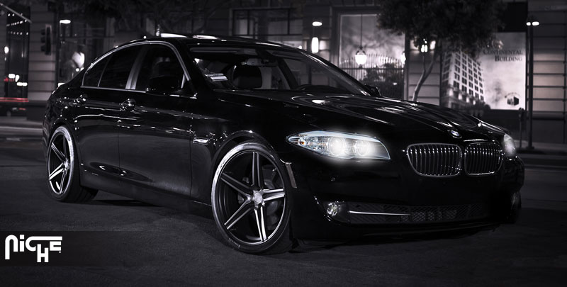 BMW 5-Series Apex Gallery - MHT Wheels Inc.