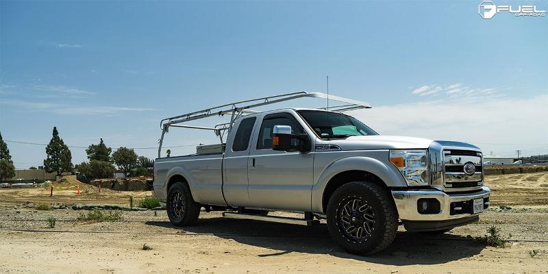 Ford F-250 Super Duty 2016 Styles Triton - D581