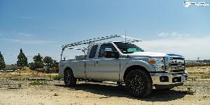 Triton - D581 on Ford F-250 Super Duty