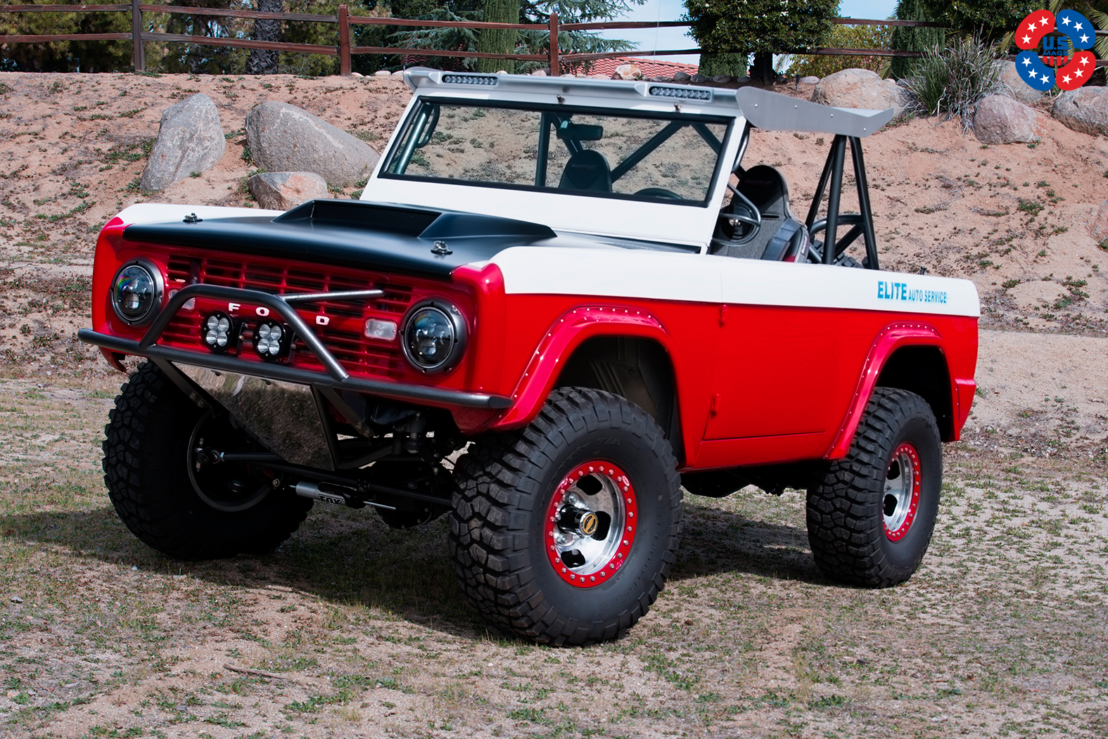 2017 Ford Bronco Red | 2018, 2019, 2020 Ford Cars
