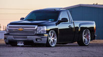 Cartel 6 - U454 on Chevrolet Silverado 1500