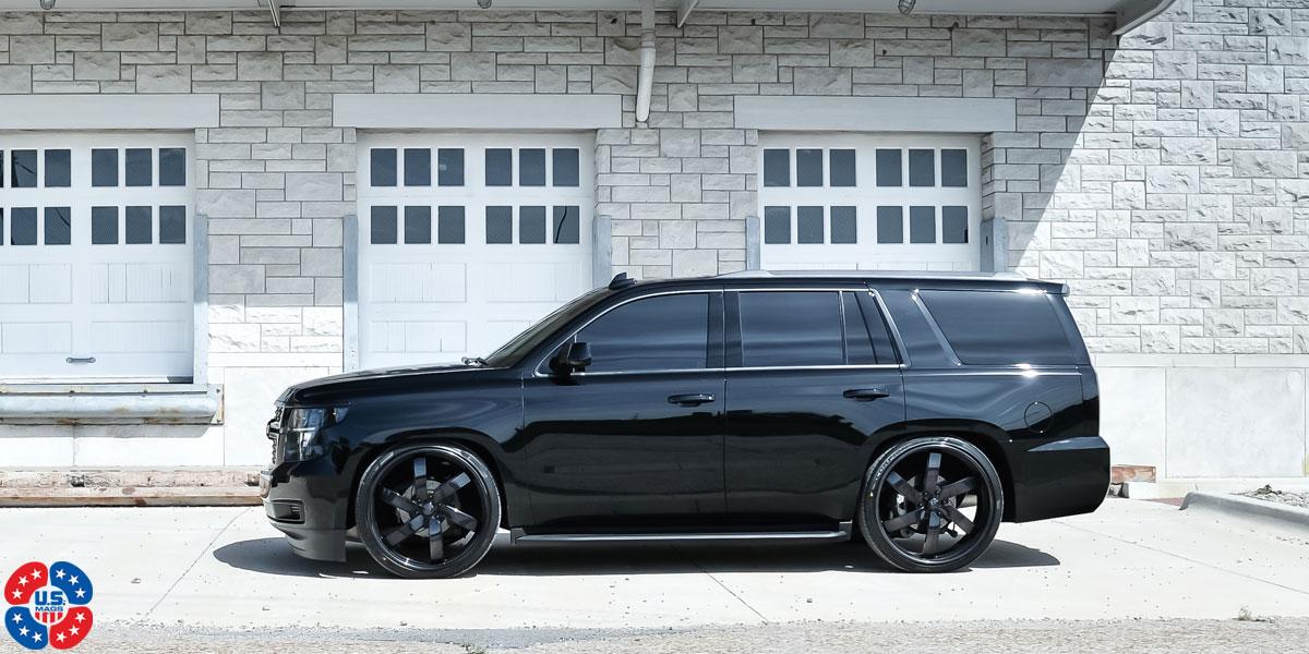 2016 Tahoe With Black Wheels | 2017 - 2018 Best Cars Reviews