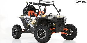 Anza - D917 Beadlock on Polaris RZR 1000