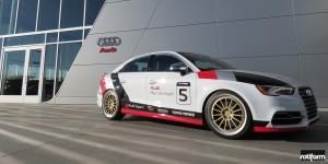 DUS on Audi S3