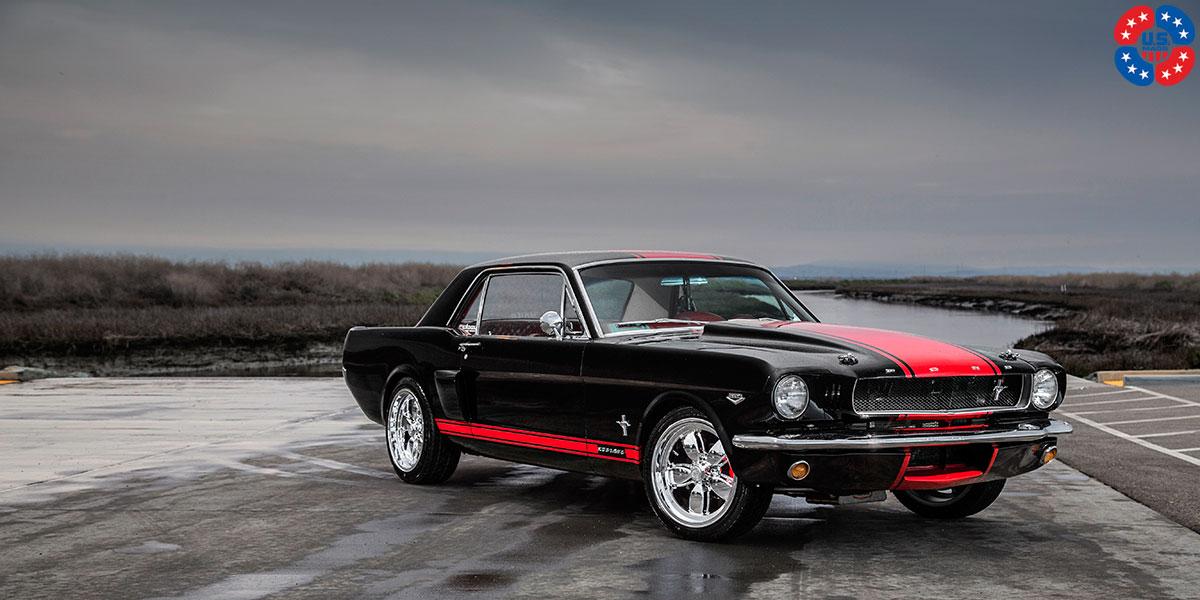 Ford Mustang 200s U114 Gallery Mht Wheels Inc
