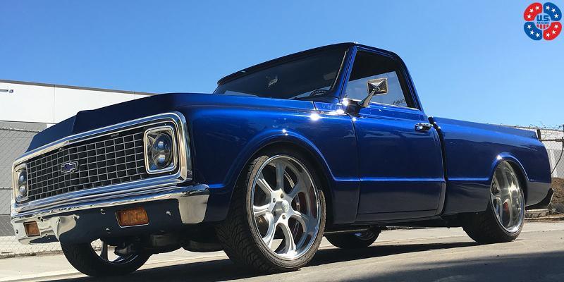 Chevrolet C10 US Mags El Rey - U459