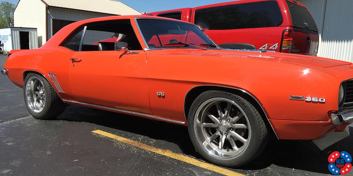 Chevrolet Camaro Rambler U111 Gallery Mht Wheels Inc