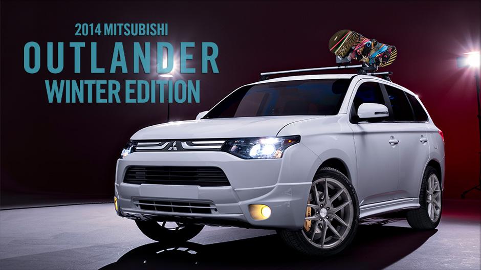 Mitsubishi Outlander Targa - M131 Gallery - MHT Wheels Inc.