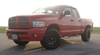 Boost - D533 on Dodge Ram 1500