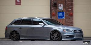 BLQ - Cast 1 Piece on Audi S4