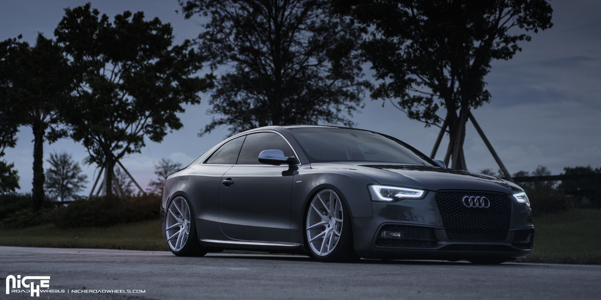 Audi A5 Targa M131 Gallery Mht Wheels Inc