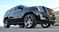 Skillz - S122 on Cadillac Escalade