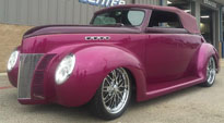 Santa Cruz - U436 on Ford Coupe