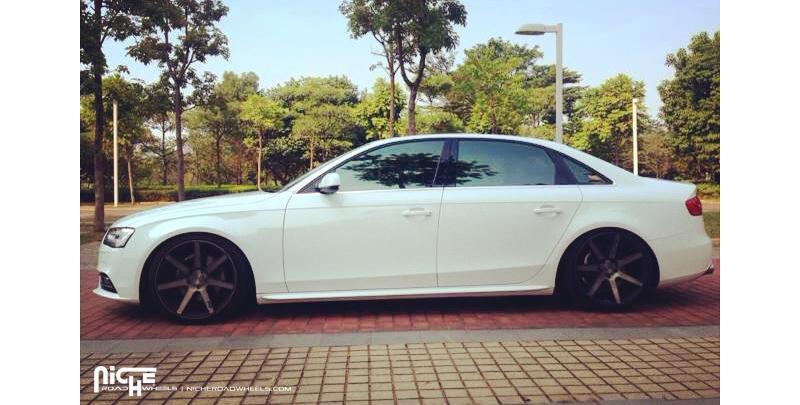 Audi A4 Verona M150 Gallery Mht Wheels Inc