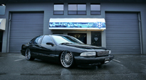 Rhyme - C21 on Chevrolet Impala