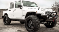 Lethal - D567 on Jeep Wrangler