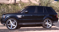 5IVE on Land Rover Range Rover Sport